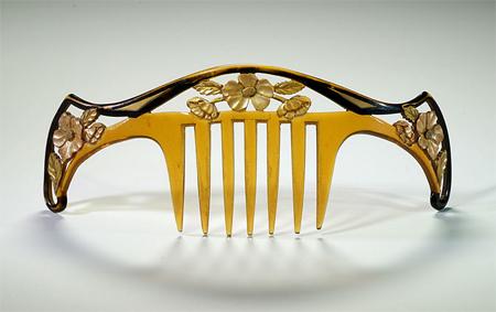 The Creative Museum: E Burlisson Comb – Barbaraanne's Hair